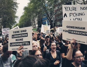Animal Rights March Köln 2019