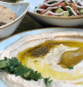 Hummus Kuli Alma